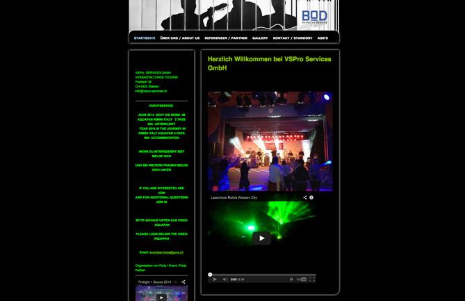 VSPro Services GmbH, Stalden
