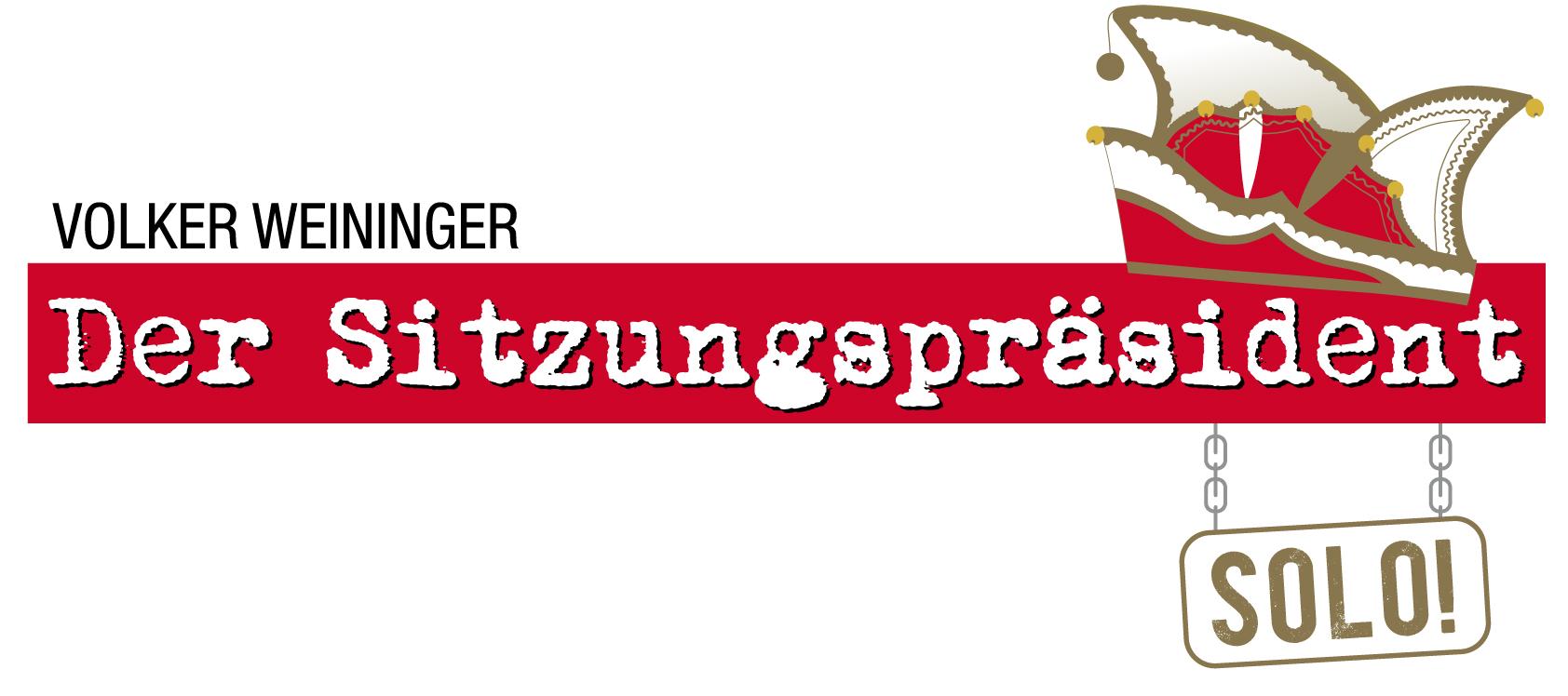 Volker Weininger - Der Sitzungspräsident - Samstag, 26.06.2021 - 20:00 Uhr