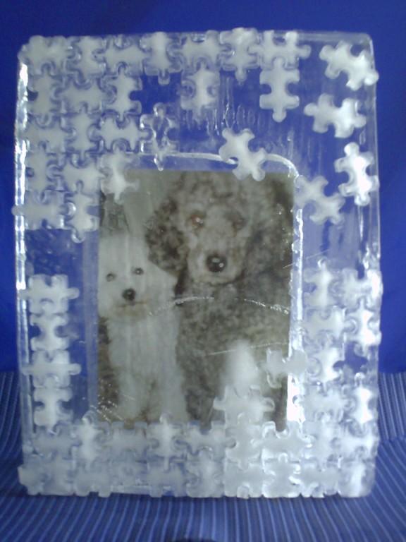Einfrierung: Eispuzzle