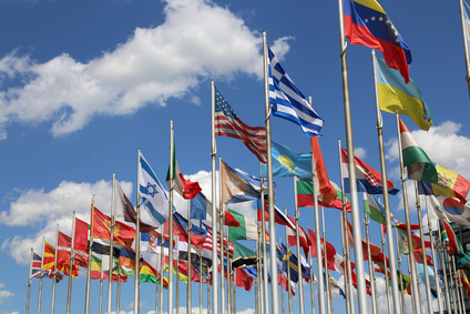 Flaggen der Welt © Marcel Schauer - fotolia.com