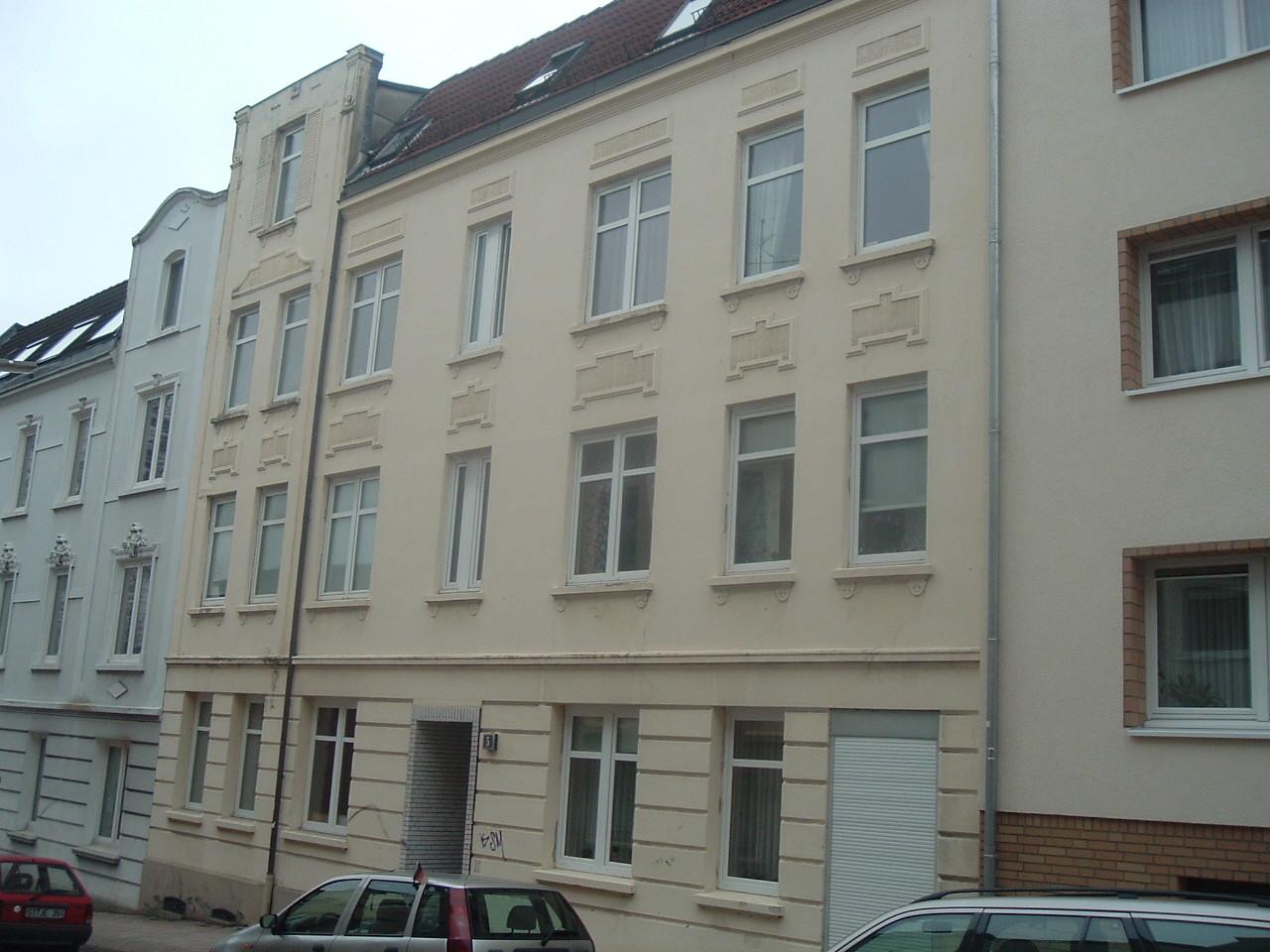 Fassadenbeschichtung vorher 1