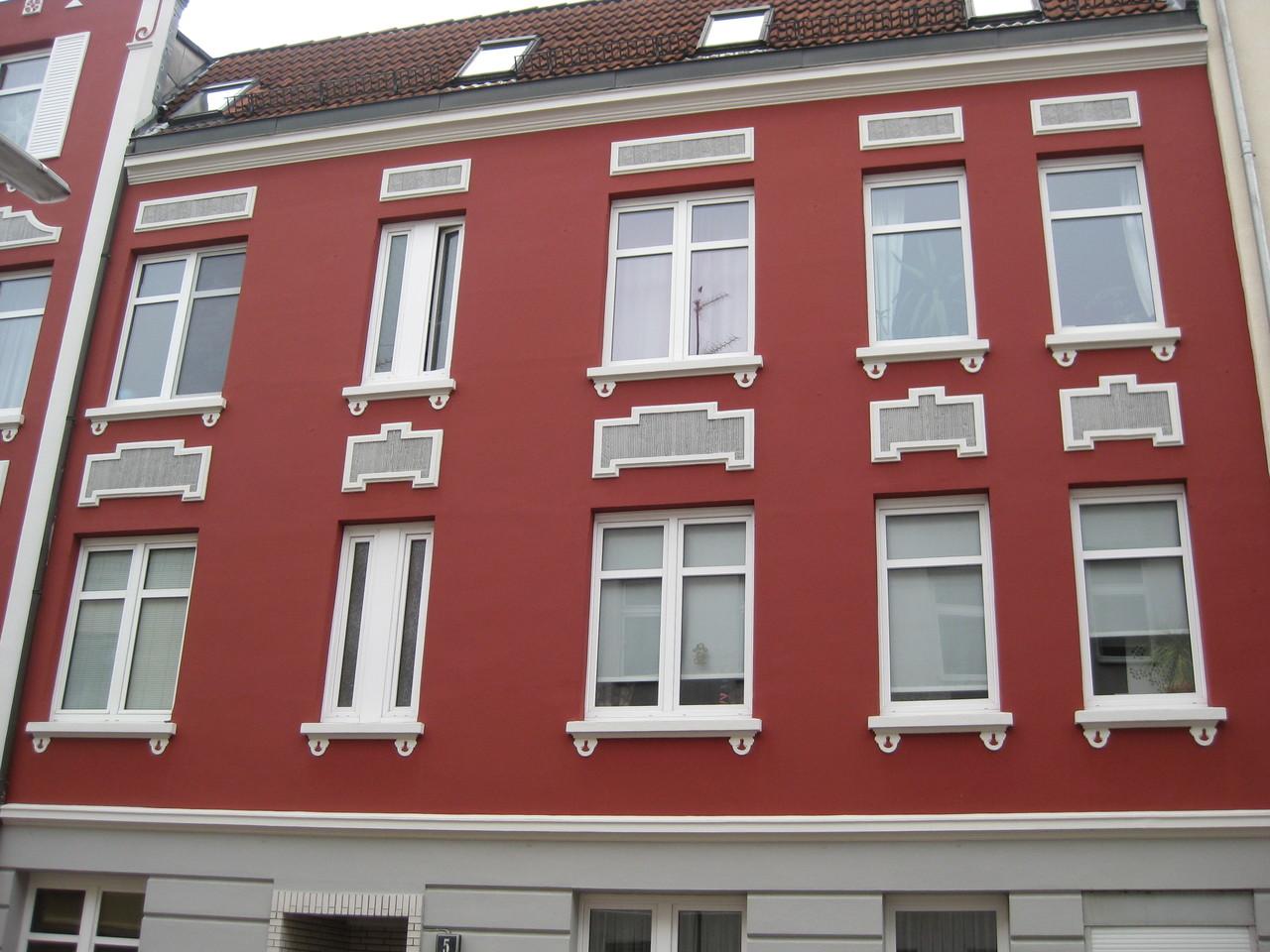 Fassadenbeschichtung nachher 2