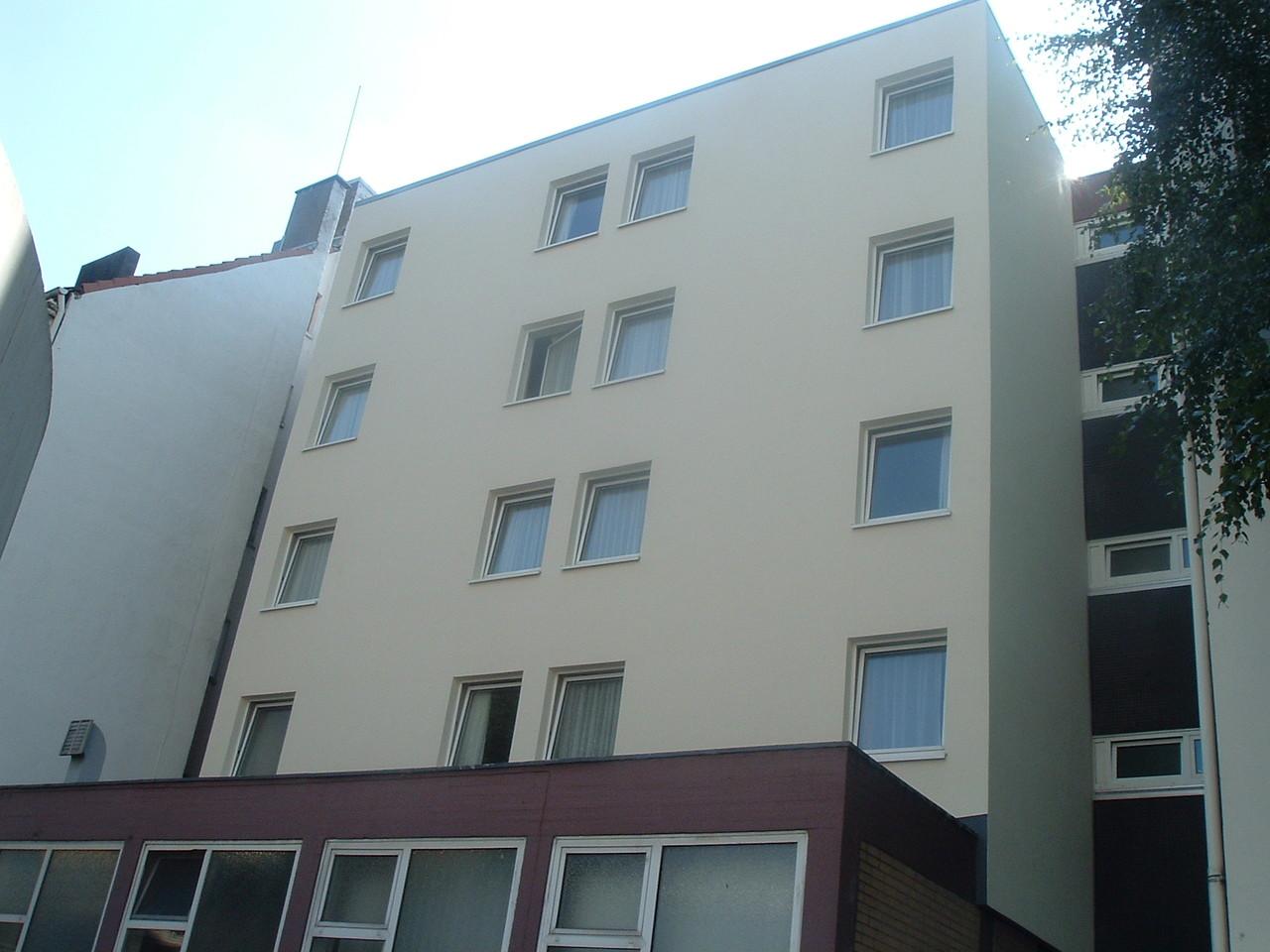 Hotel, Wärmedämmung nachher 2