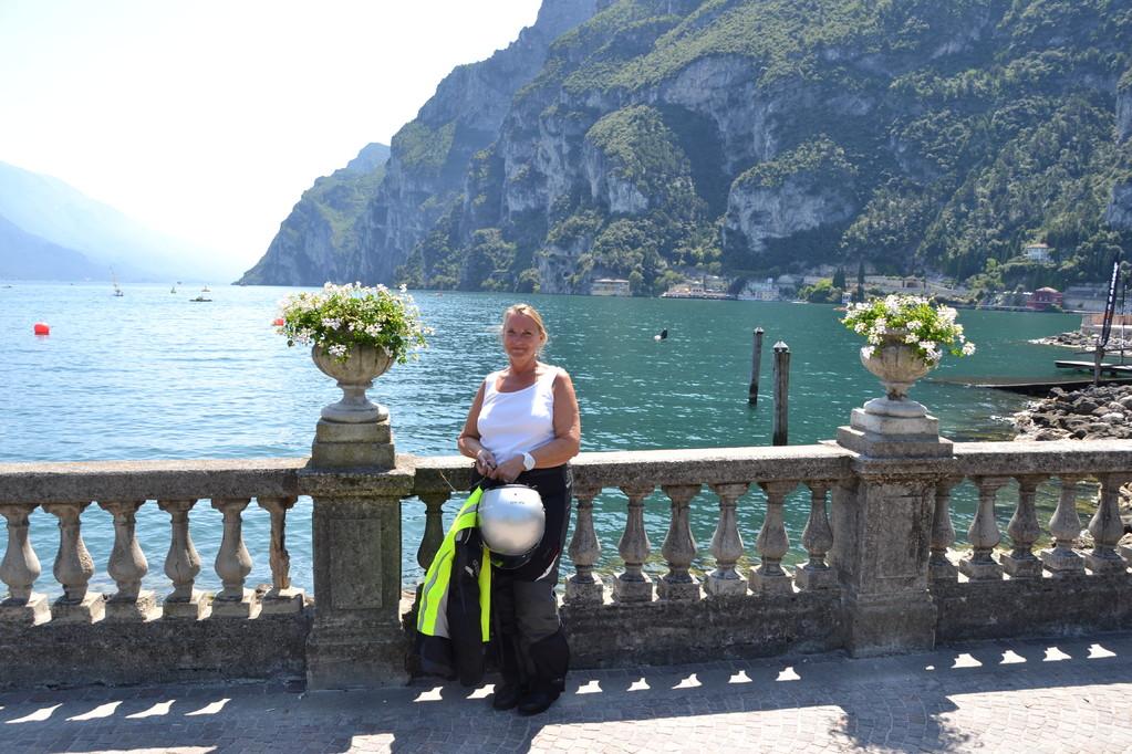 Der Gardasee in Riva