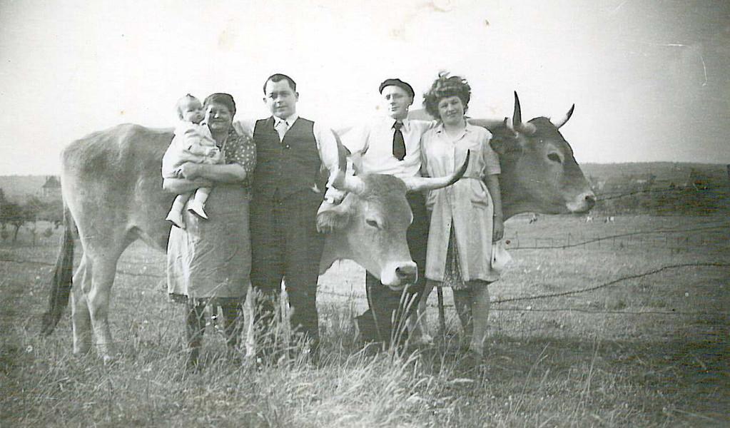 1947: Dimanche à la campagne