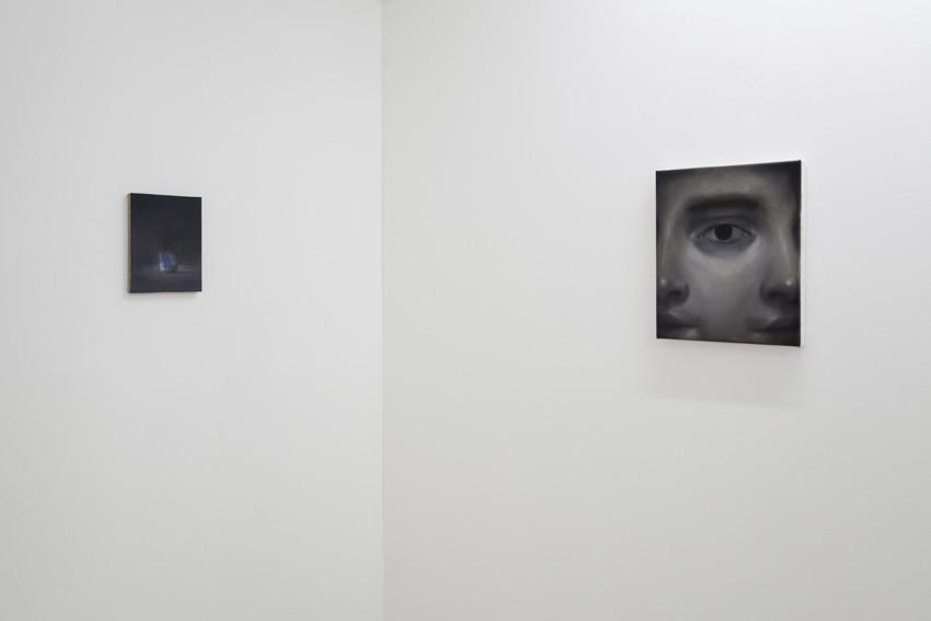 Brisure de Symétrie. Installation view at Sobering Galerie.