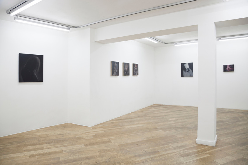 Brisure de Symétrie. Installation view at Sobering Galerie.
