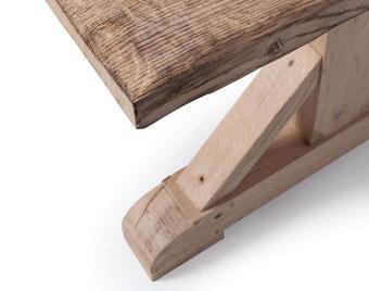 Tischplatten aus Eiche