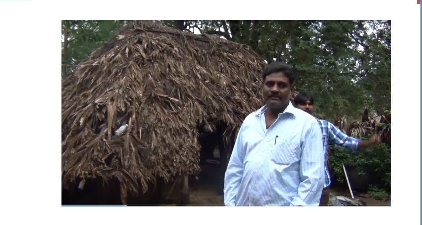 Désolation dans le village dalit Paramankeni