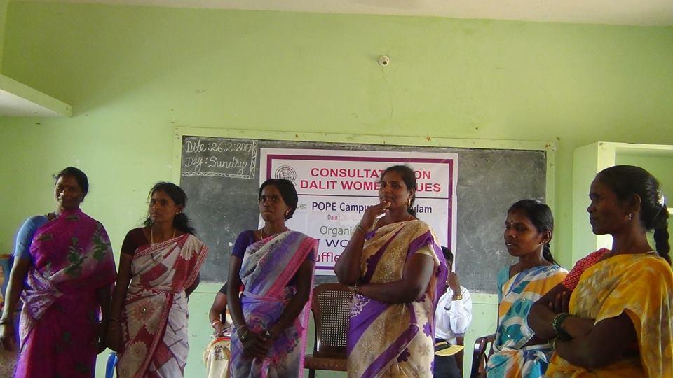 Quelques femmes leaders dans les villages, porte voix de leurs sœurs, voisines, amies.