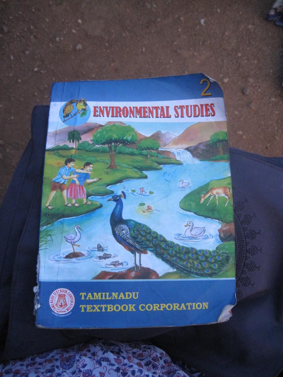 Livre d'études environnementales