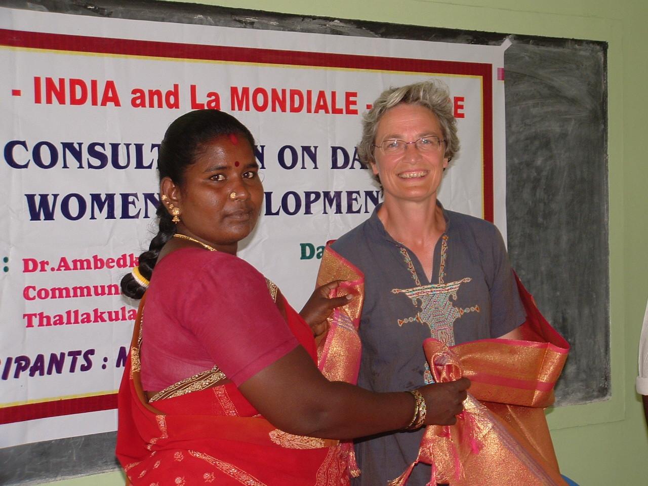 Groupe d'entraide des femmes - AME - Août 2009