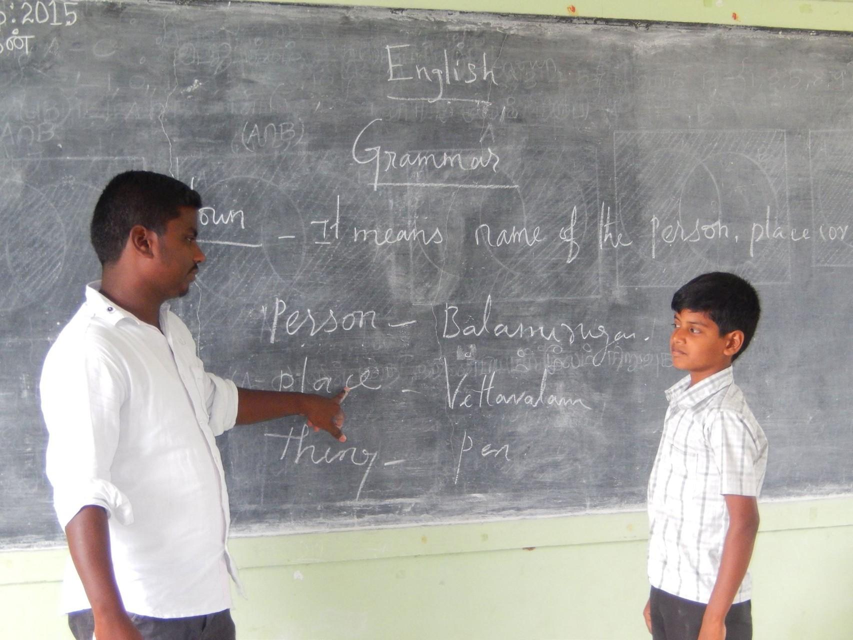 2015 - Cours d'anglais