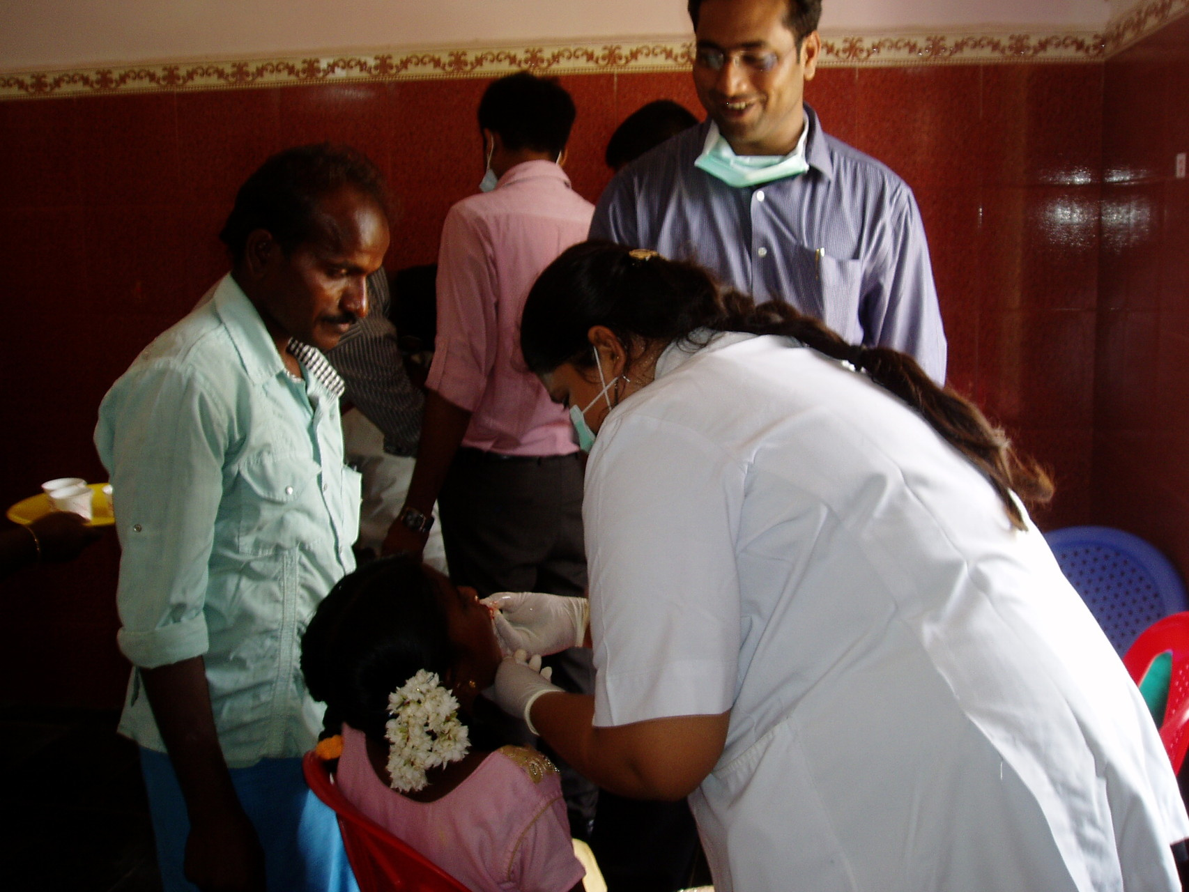 Avril 2014 - Examen dentaire