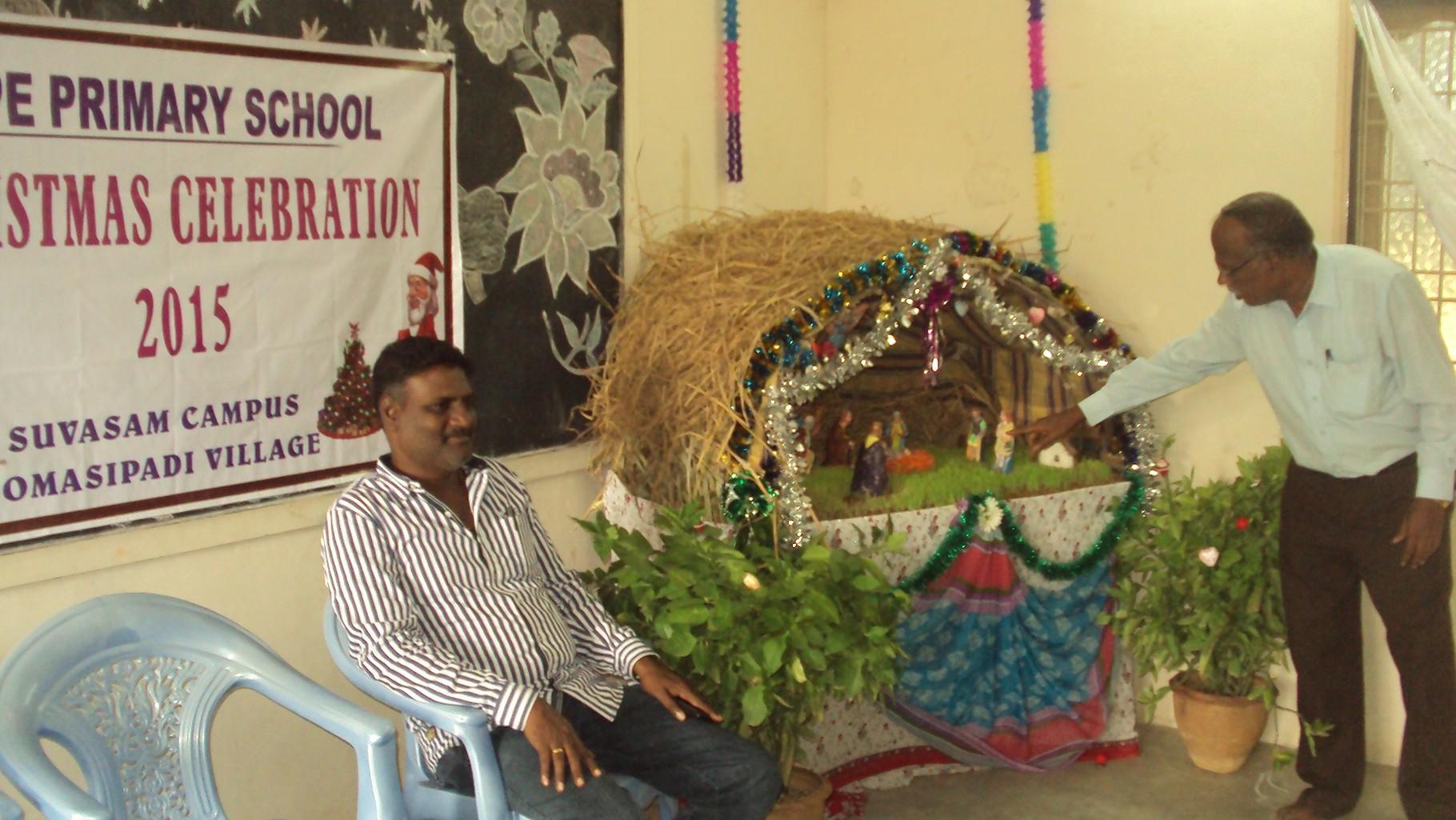 Noël 2015 à Suvasam