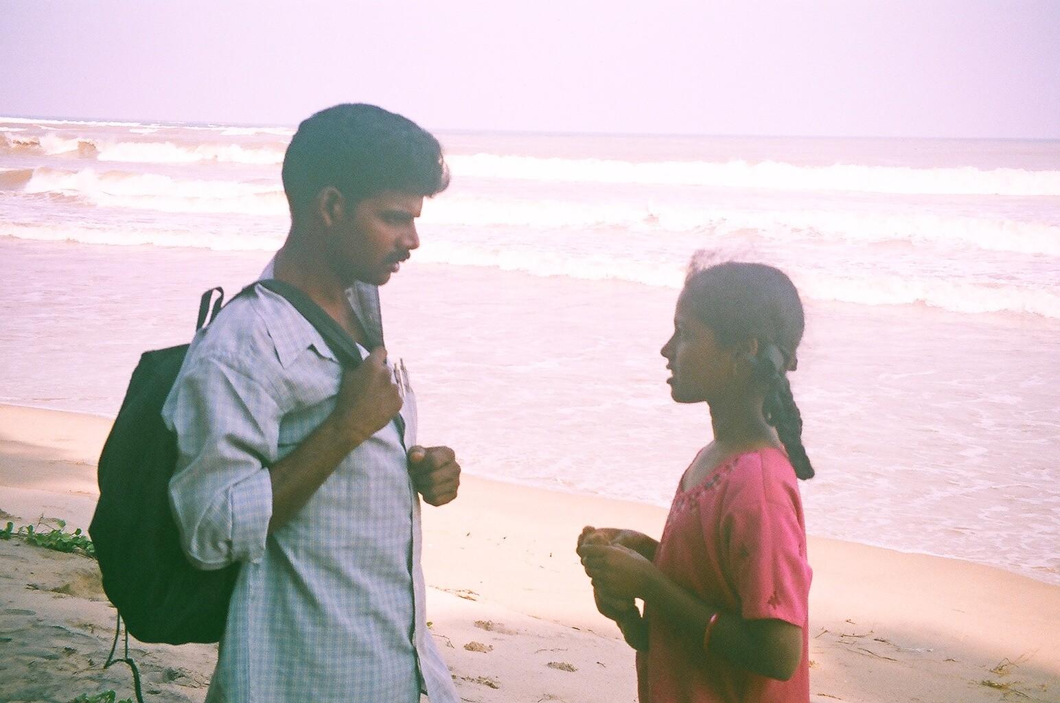 Décembre 2005 - Cette petite fille âgée de 9 ans n'a plus de Maman, elle est décédée lors du tsunami