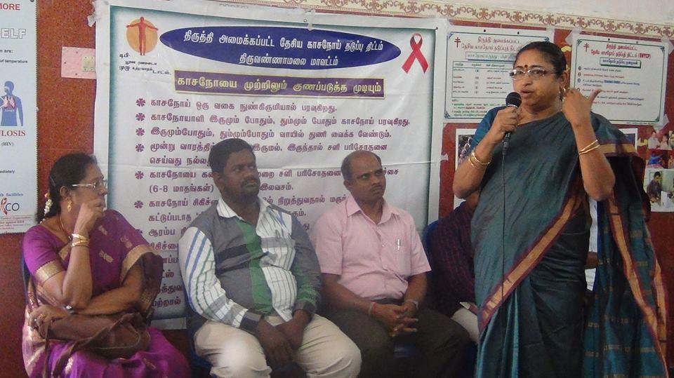 Mars 2015 - Journée mondiale de lutte contre la tuberculose