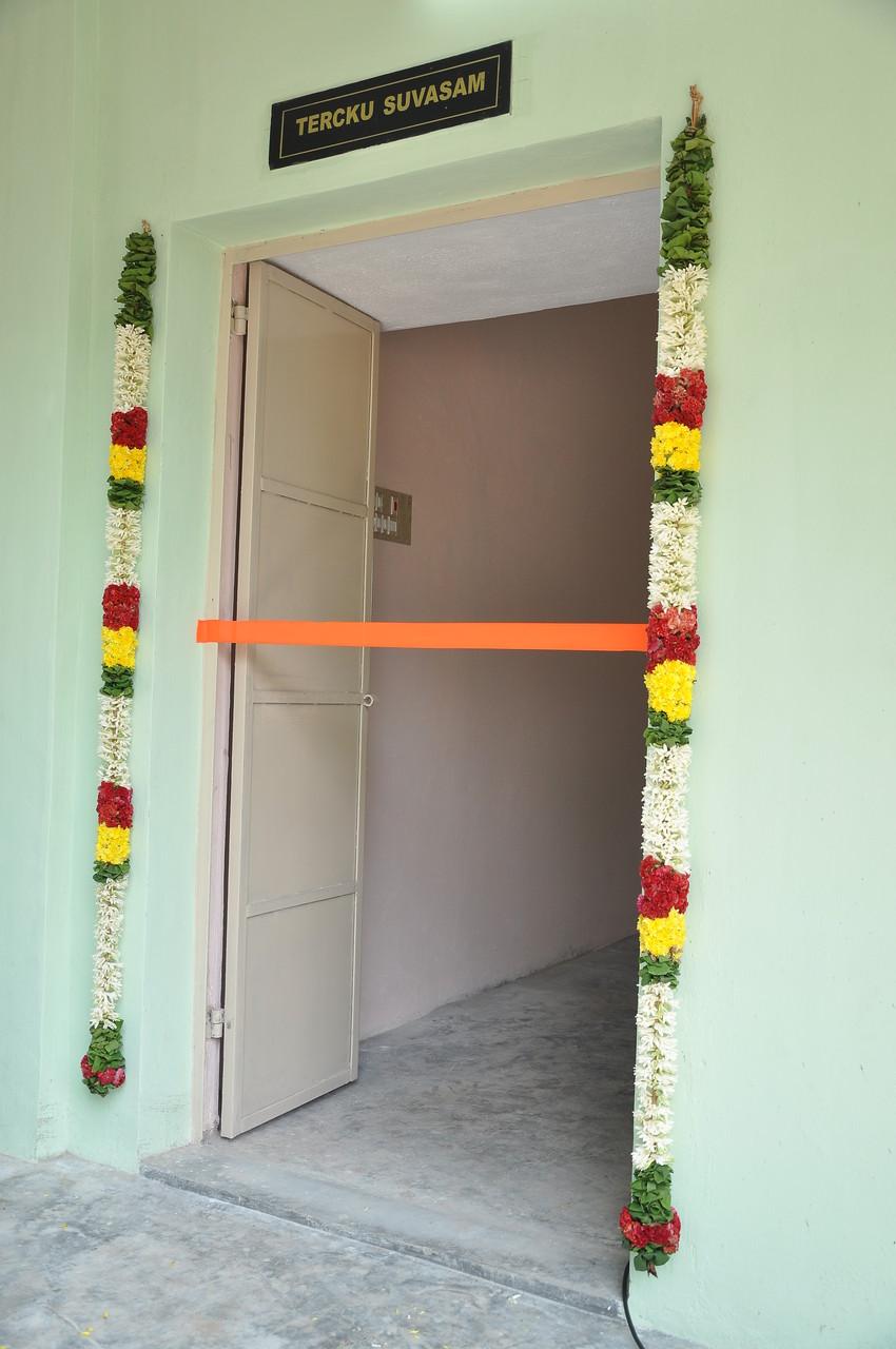 2014 10 07 - Inauguration de la classe Tercku Suvasam qui veut dire Le Souffle du Sud
