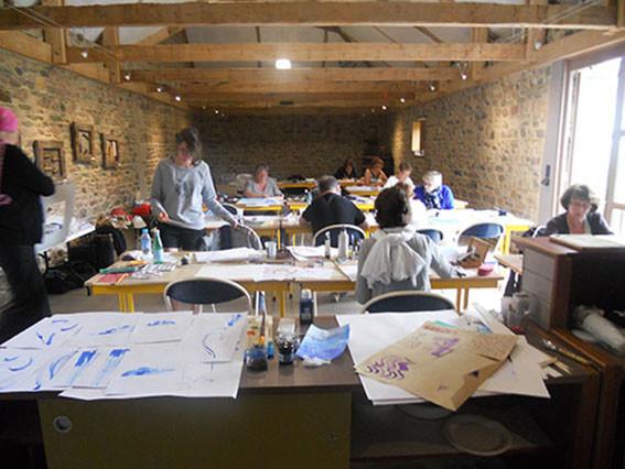 Salle de la Pomme. Photo Sandrine Rieu
