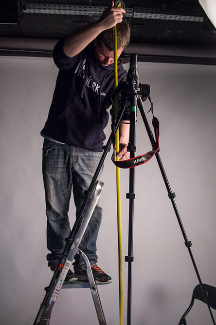 Geoffroy l'équilibriste. Photo Jessica Bordeau