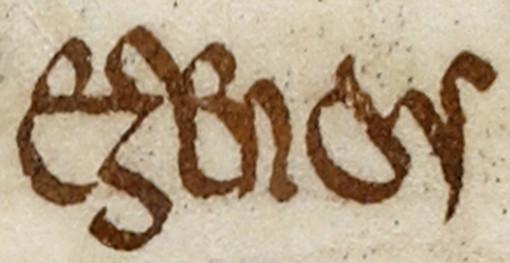 Lectionnaire de Luxeuil, env. 700 - Bibliothèque nationale de France