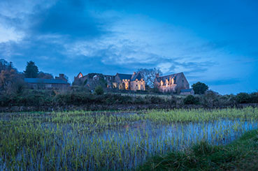 Abbaye de Beauport. Photo Gérard Rolando