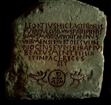 Capitale Romaine archaïque. Musée Archéologique de Cologne