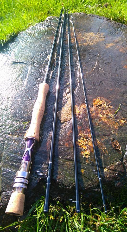 Northtackle Custom Rod