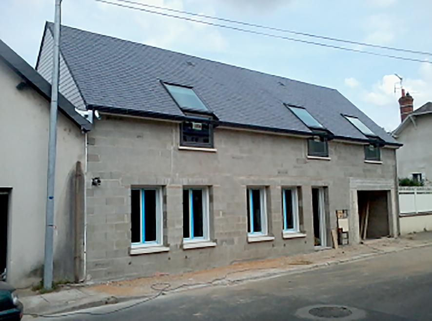 Maison individuelle - Vendôme 2015