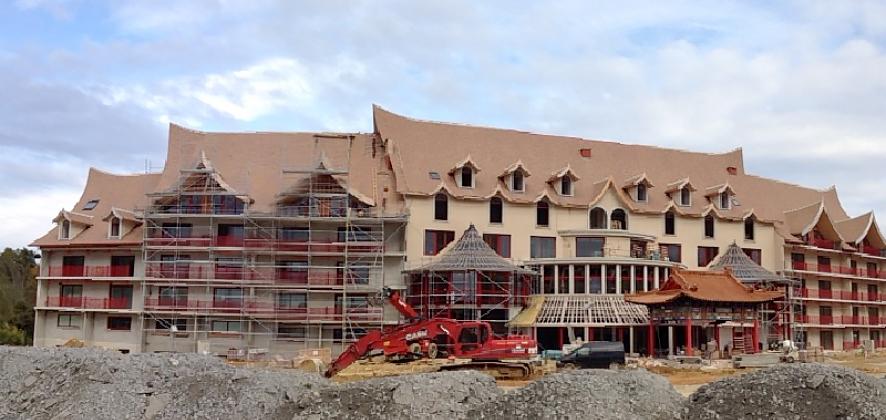 Les pagodes de BEAUVAL 2014/2015