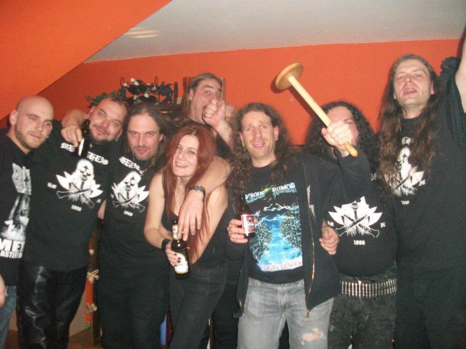 Gabys Geburtstagsfeier,  16.12.2011, Metalheads Home, Kaltenkirchen