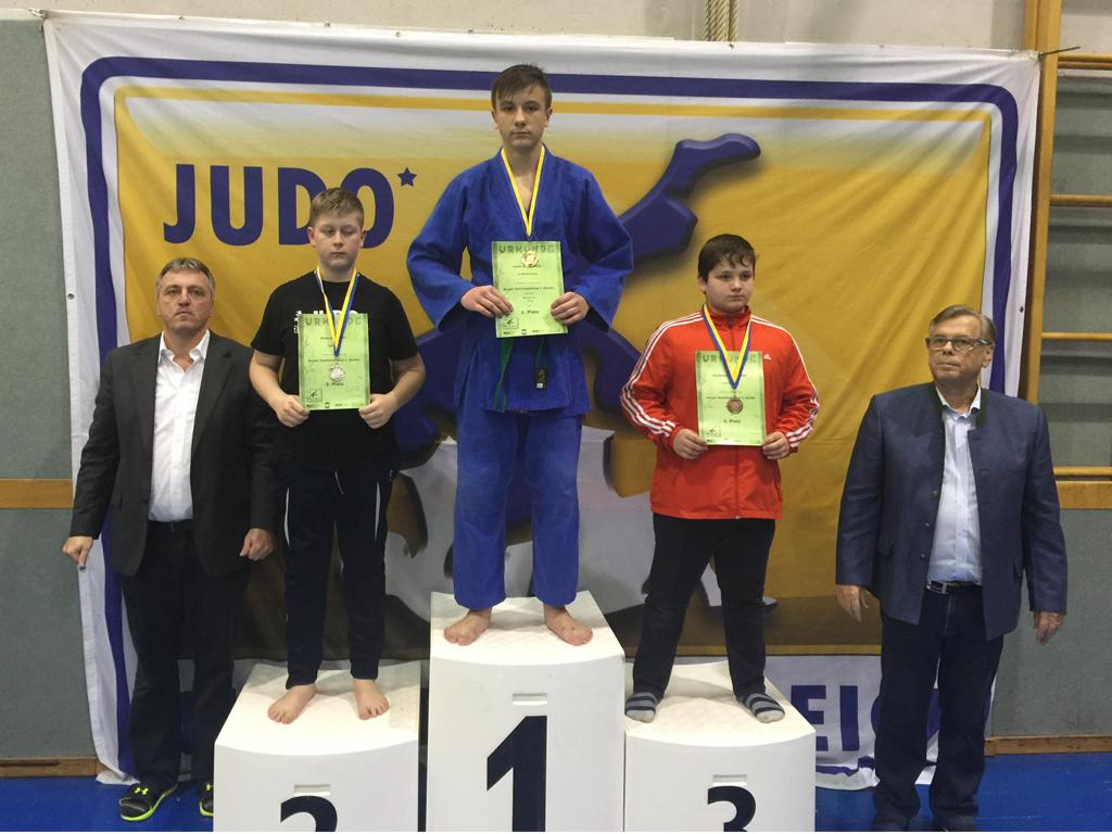 1. Platz - Julian Riedinger / U14
