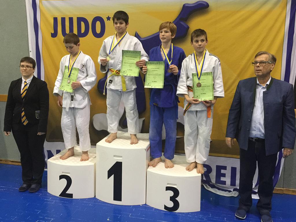 3. Platz - Andreas Puntigam / U16