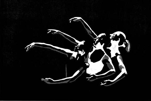 Andrea Menfredini, Das Rosenballet (El Ballet de las Rosas), 2018