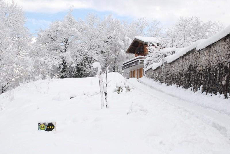 Votre hébergement 3 étoiles à 35mn des pistes de ski : Clusaz, Glières...