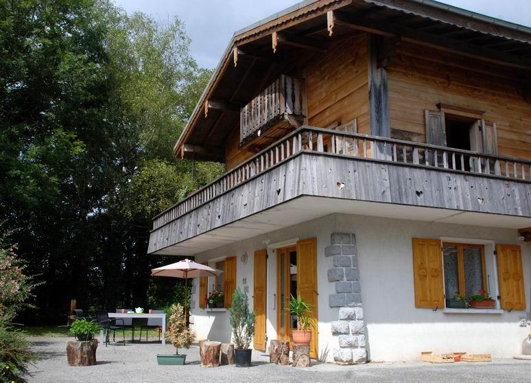 Ferienwohnung annecy mont blanc gite haute savoie for Innendekoration chalet