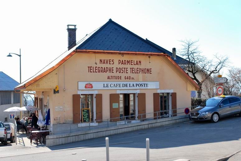 Nâves-Parmelan, 900 habitants