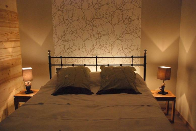 LE BERCEAU SAVOYARD (located in Rhone-Alps region, France) is a quiet guest house in every season