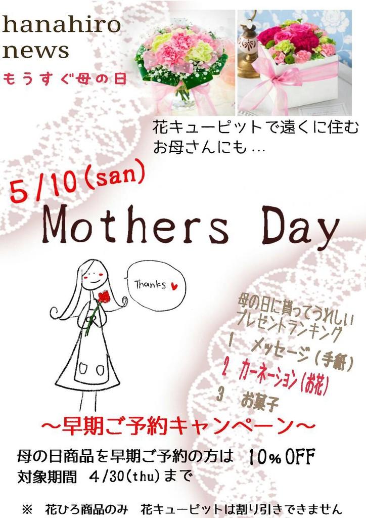 母 の 日 プレゼント ランキング