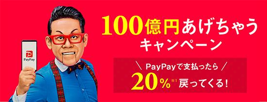 PayPay 花ひろ ペイペイ 鯖江 福井