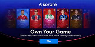 Ethereum Blockchain collectible football cards