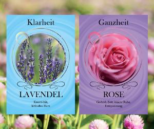 Lavendel & Rose - Öle der Klarheit & Ganzheit