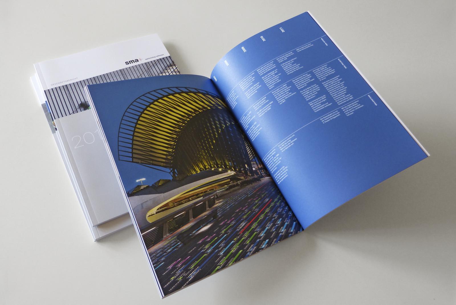 Bilddoppelseite mit Kompositionen Bild/Screenshot im Jubiläumsjahr
