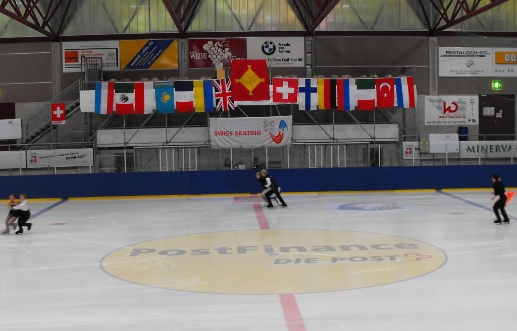 Eisstadion in Küsnacht