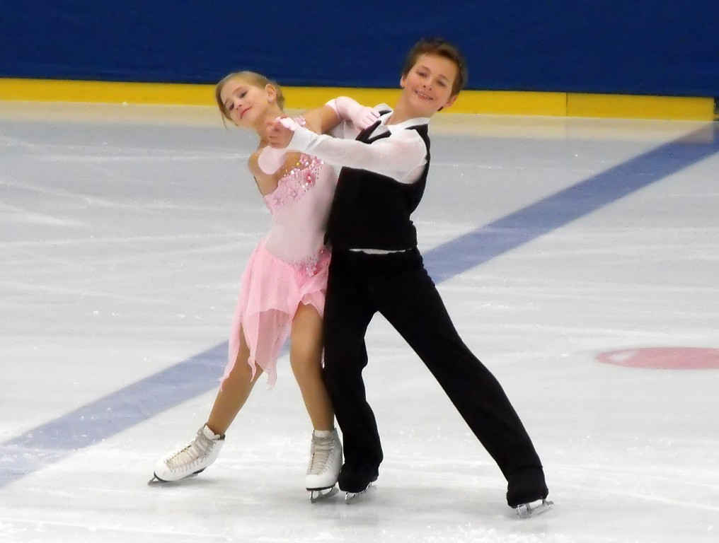 Polina Gorlov / Eduard Vishniakov (ERG Iserlohn)