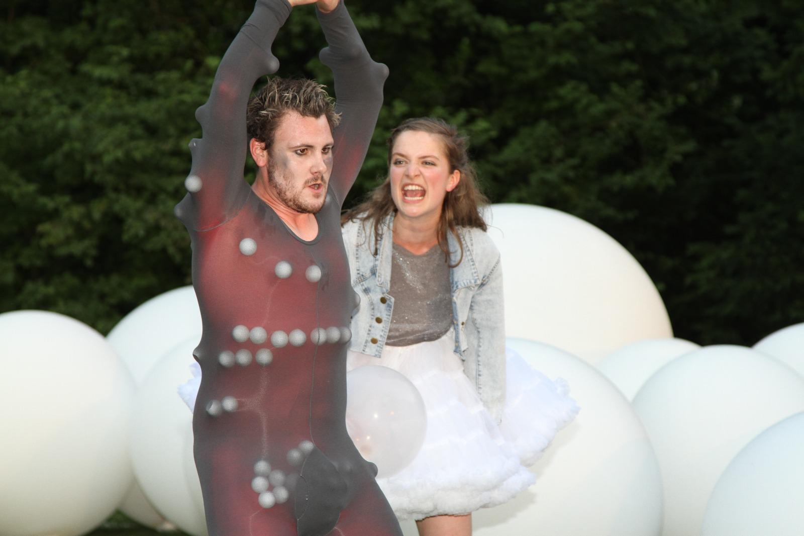 Caliban; Der Sturm - Freilichttheater Graz (2015/2016)