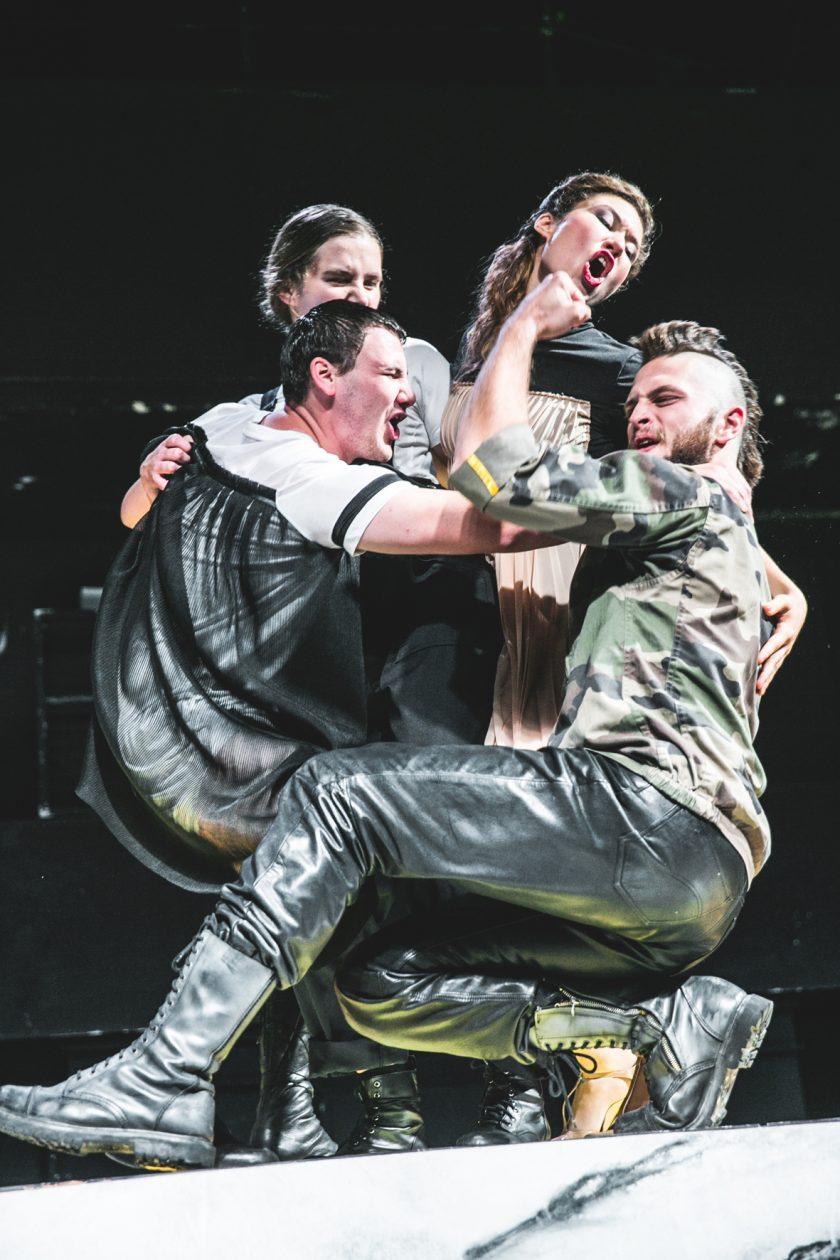 Schauspielhaus Graz - Idomeneus (2015/2016)