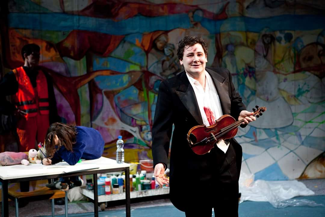 Das Kind träumt - Theater Augsburg (2018)