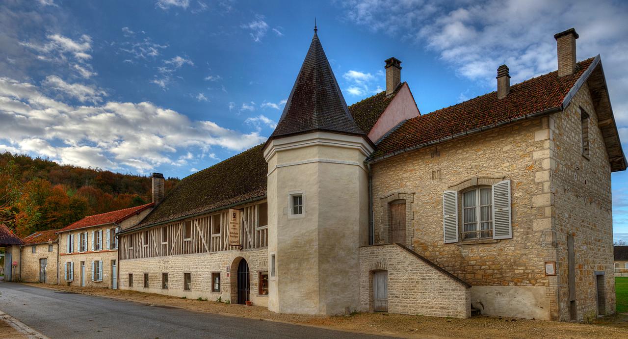 Les espaces accessibles à la visite - Site de abbayedeclairvaux !