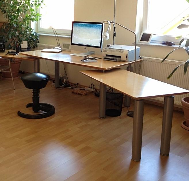 Emotionaler Verkauf: Die Kreativschmiede :-)) im Office